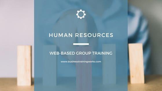 Human Resources Webinars