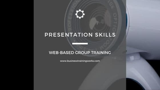 Presentation Skills Webinars