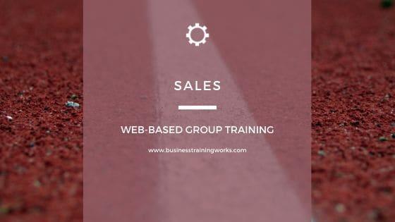 Sales Training Webinars
