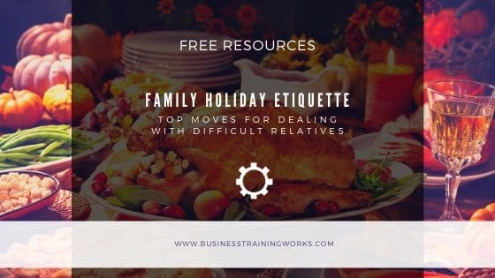 Surviving Family Holidays