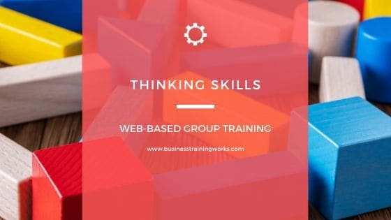 Thinking Skills Webinars