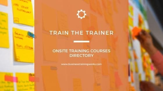 Train the Trainer Training Courses and Workshops