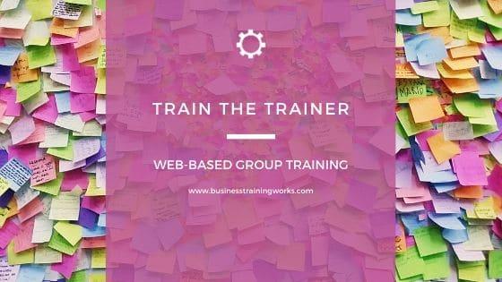 Train the Trainer Webinars