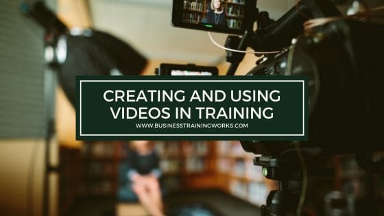 Training Video Creation Course